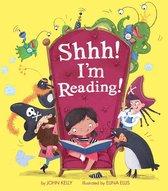 Shhh! I'm Reading!