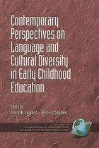 Omslag Contemporary Perspectives on Language and Cultural Diversity in Early Childhood Education