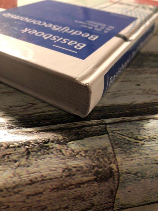 Basisboek bedrijfseconomie / druk 8 - Rien Brouwers |