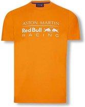 Red Bull Racing oranje Max Verstappen shirt XL