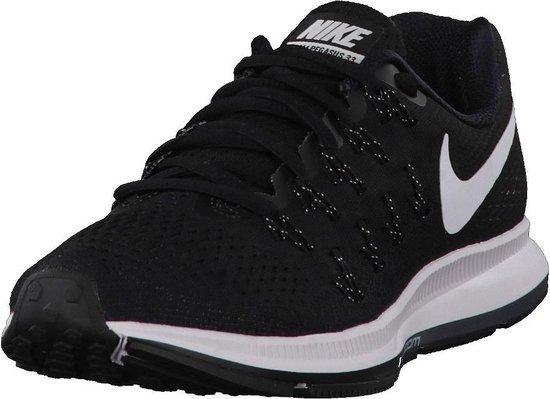 Nike Air Zoom Pegasus 33 Hardloopschoenen - Maat 40 - Vrouwen - zwart/wit
