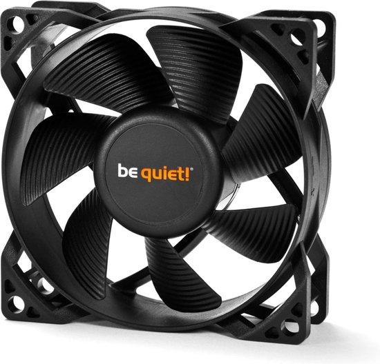 be quiet! PURE WINGS 2, 80mm Computer behuizing Ventilator 8 cm Zwart