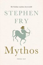 Boek cover Mythos van Stephen Fry (Binding Unknown)