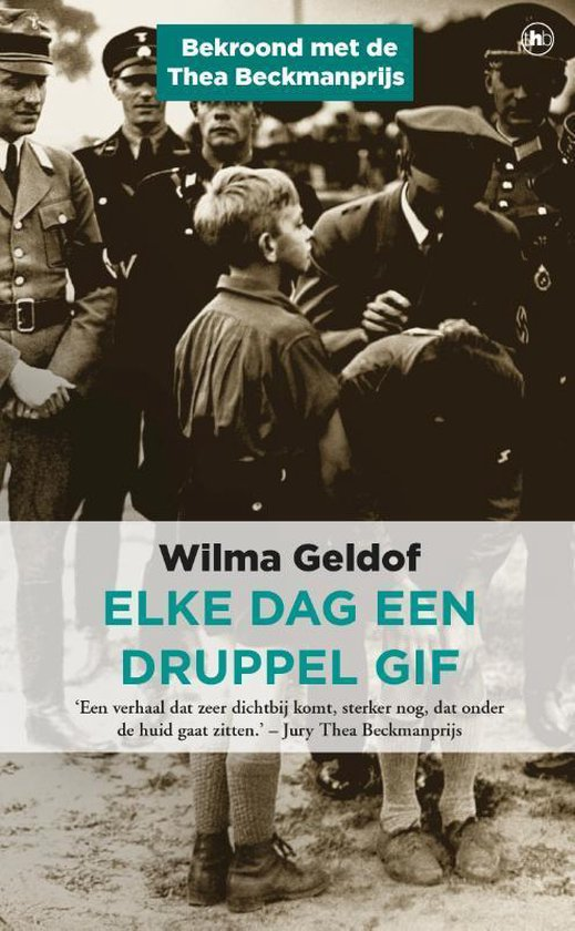 Elke dag een druppel gif - Wilma Geldof   Fthsonline.com