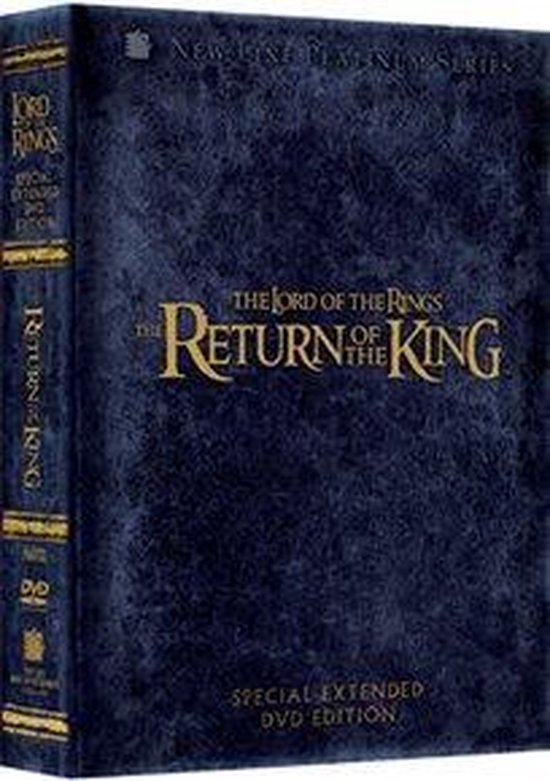 The Lord Of The Rings: The Return Of The King - Extended Cut - Movie -
