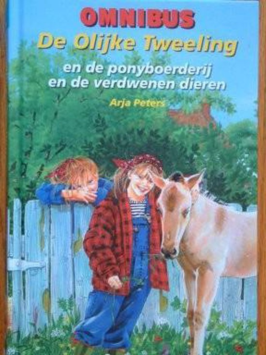 (Arja Peters) Omnibus Olijke tweeling : En de ponypoederderij / En de verdwenen dieren - none |