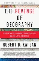 Boek cover The Revenge of Geography van Robert D. Kaplan (Paperback)