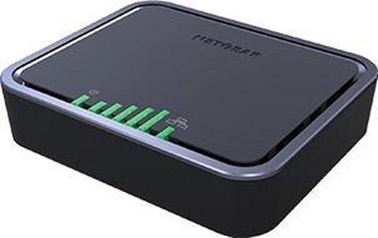 NETGEAR LB2120 - Draadloze mobiele modem - 4G LTE - Gigabit Ethernet - 150 Mbps - digitale poorten: 2