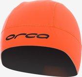 ORCA Swim Hat, neon Maat L/XL