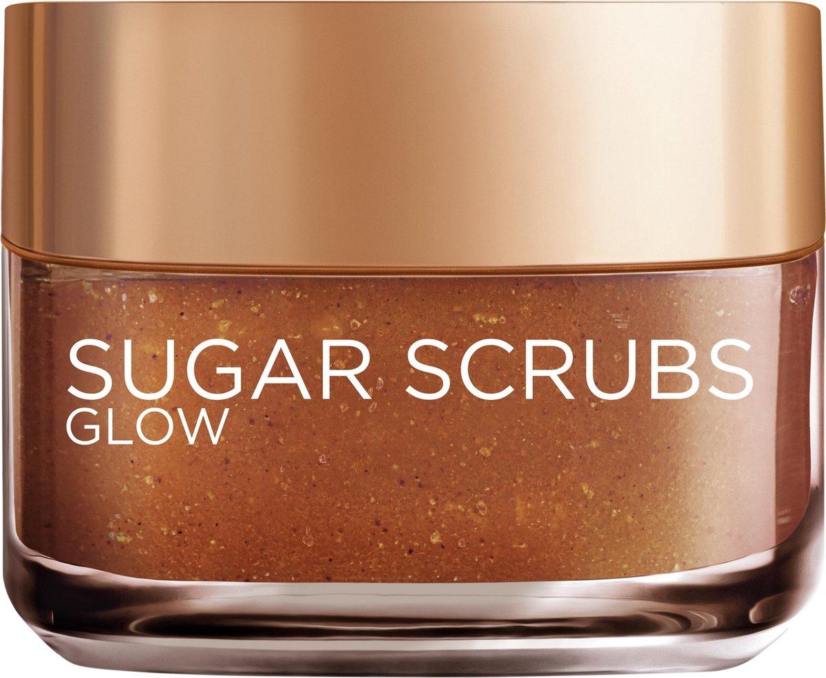 L'Oréal Paris Sugar Scrub Druivenpitolie - Glow
