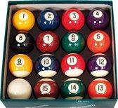 Aramith poolballen set 50.8mm
