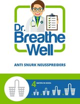 Dr. Breathe Well – 4 maten Anti Snurk Neusspreider