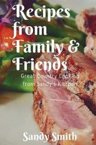 Recipes from Family and Friends