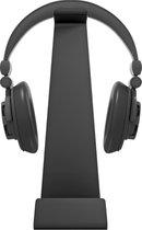Multibrackets Aluminium Design Standaard voor hoofdtelefoon - Koptelefoon houder zwart