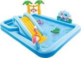 Intex Speelzwembad Jungle Adventure - 257x216x84cm