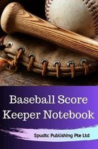 Baseball Score Keeper Notebook