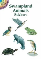 Swampland Animals Stickers