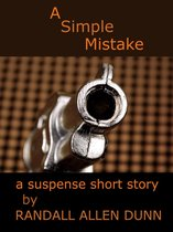 Omslag A Simple Mistake: a suspense short story