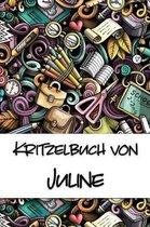Kritzelbuch von Juline