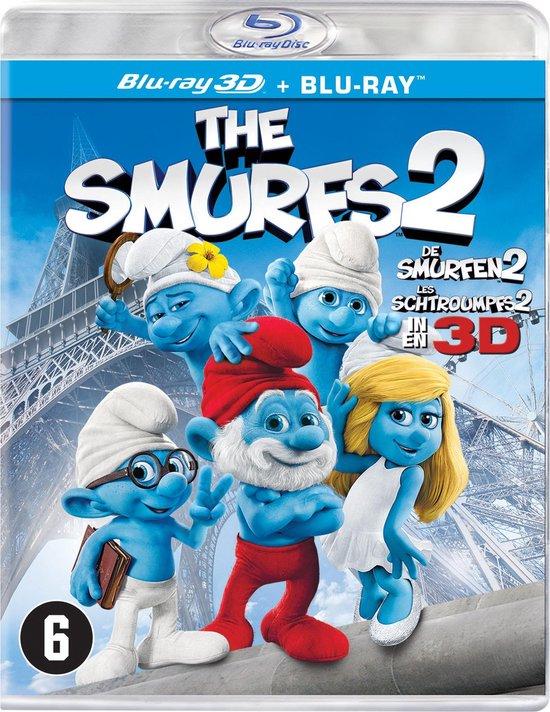 De Smurfen 2 (3D Blu-ray)