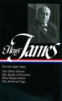 Omslag Henry James: Novels 1896-1899 (LOA #139)