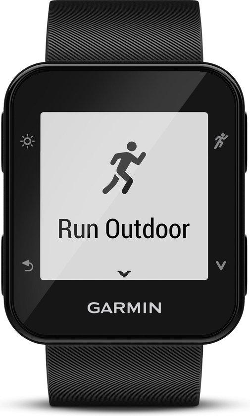 Garmin Forerunner 35 - Hardloophorloge - 35 mm - Zwart - GPS