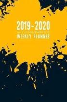 2019-2020 (July 2019-December 2020 Planner)