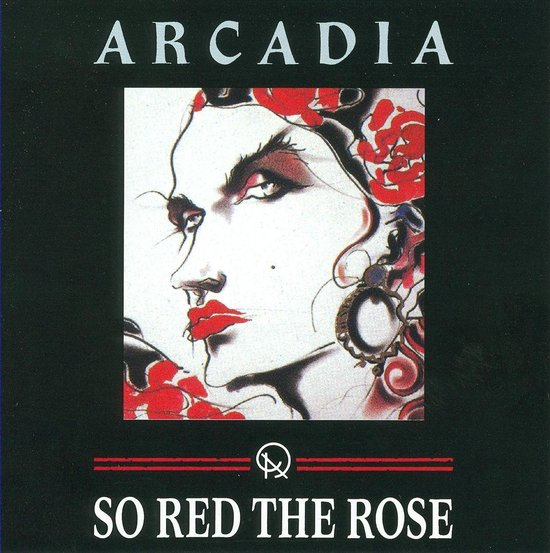 So Red the Rose