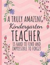 A Truly Amazing Preschool Teacher