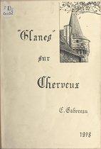 Glanes sur Cherveux