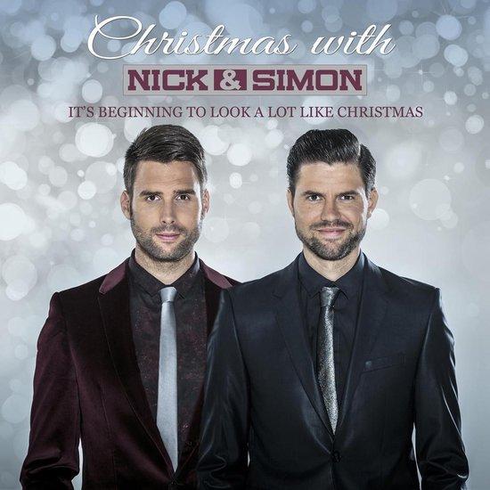 CD cover van Christmas with Nick & Simon - It's Beginning to Look a Lot Like Christmas (CD+DVD) van Nick & Simon