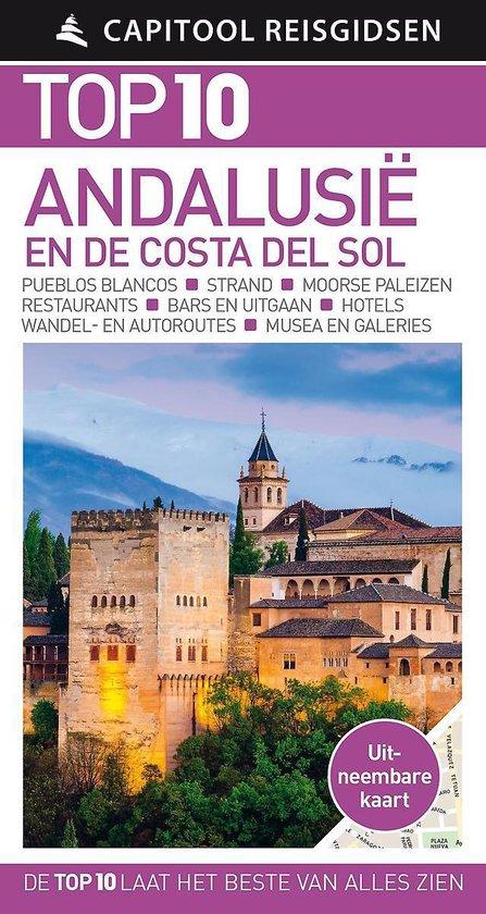 Capitool Reisgids Top 10 Andalusië en de Costa del Sol - Capitool |