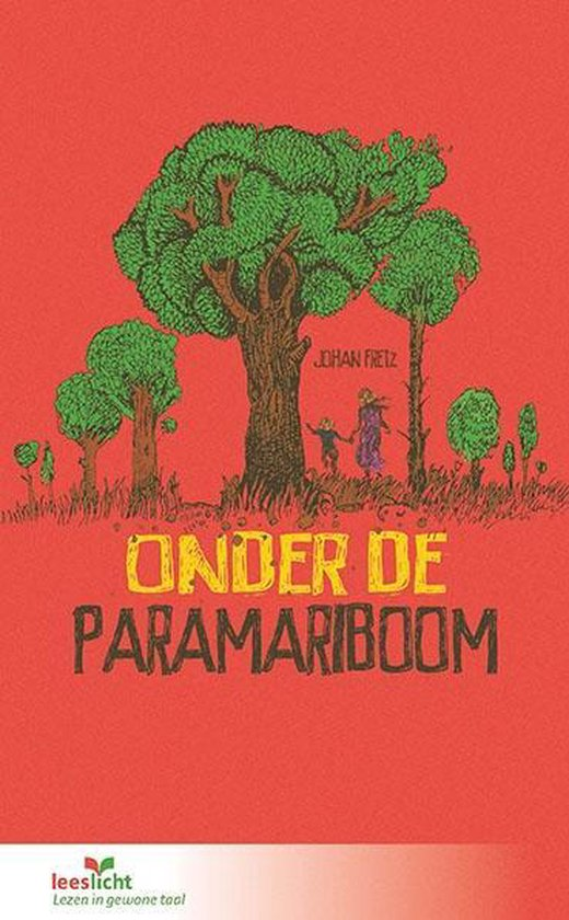 Leeslicht 64 - Onder de paramariboom - Johan Fretz  