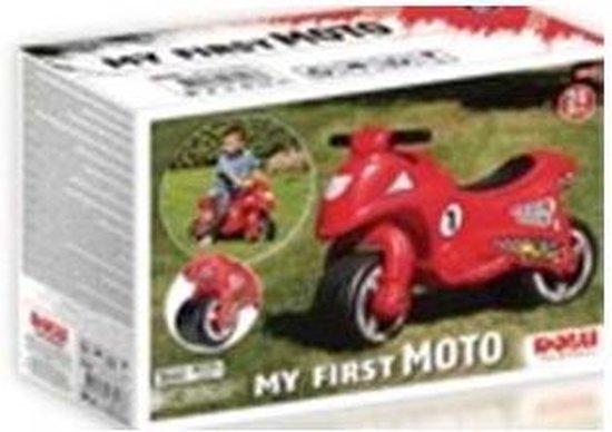 Loopfiguur My First Motor Rood