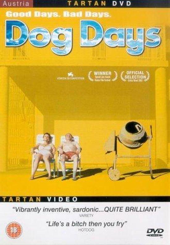 Cover van de film 'Dog Days'