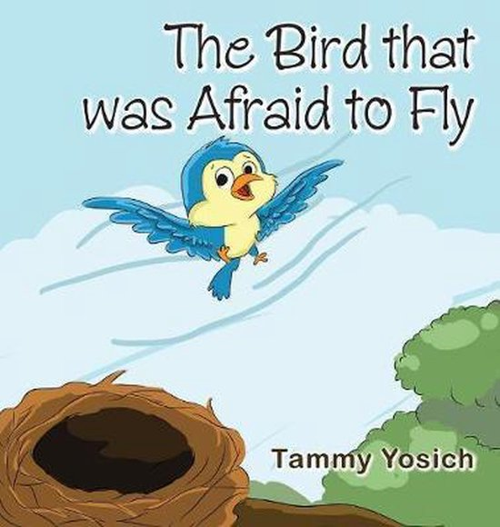 The Bird That Was Afraid to Fly