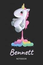 Bennett - Notebook