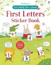 Boek cover Alphabet Sticker Book van Jessica Greenwell (Paperback)