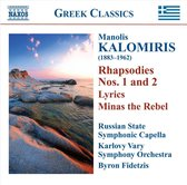 Kalomiris: Rhapsodies