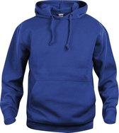 Clique Basic hoody Blauw maat XXL