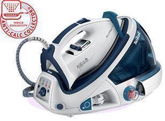 Tefal Pro Express Turbo Anti-Calc Stoomsysteem GV8360