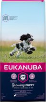 Eukanuba Dog Puppy Medium Breed- Kip - Puppyvoer - 15 kg
