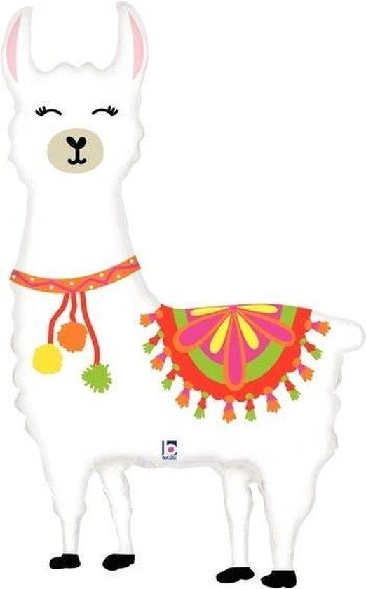 Alpaca Lama folie ballon 114 cm