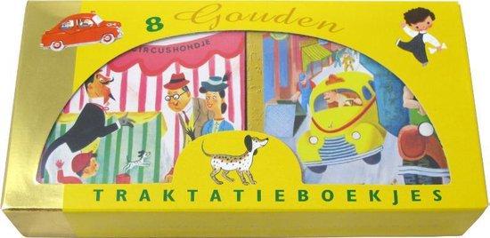Gouden Boekjes - Een Gouden Boekjes traktatiebox - Gelolo Mchugh |