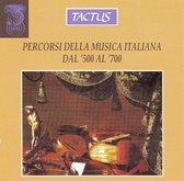 Various - Percorsi Della Musica Italiana