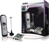 König DVB-T PCI10 PCI DVB-T ontvanger met antenne en afstandsbediening