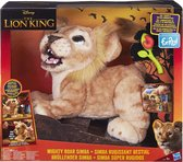 FurReal Lion King Mighty Roar Simba - Interactieve Knuffel