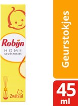 Robijn Home Zwitsal Geurstokjes - 45 ml - Fruitig