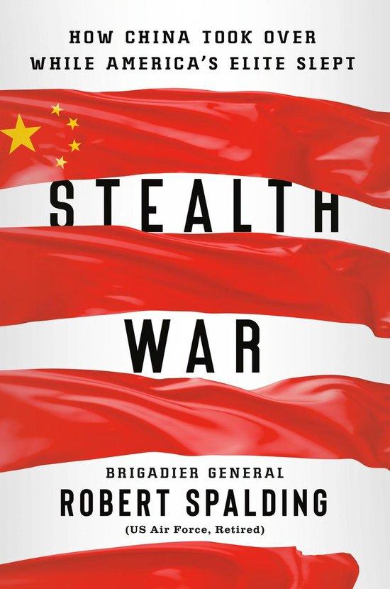 Boek cover Stealth War van Robert Spalding