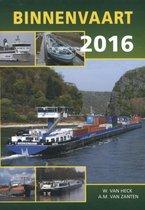 Binnenvaart 2016